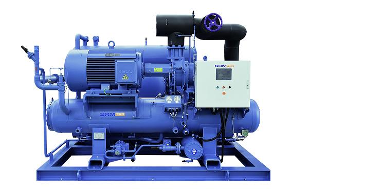 SRM compressor package