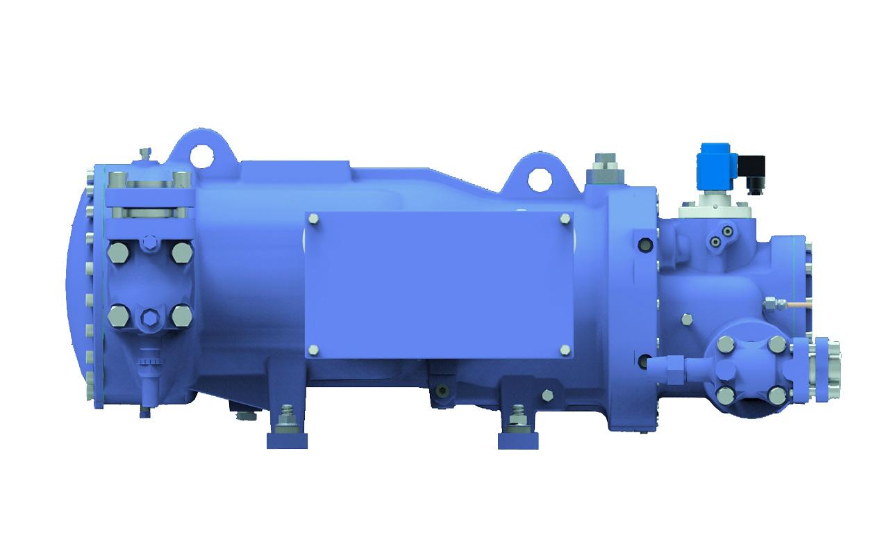 srs10-ht Compressor
