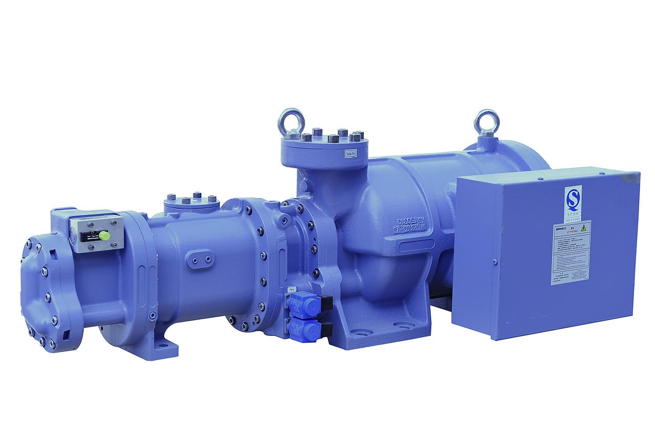 SRS-1008 Screw compressor